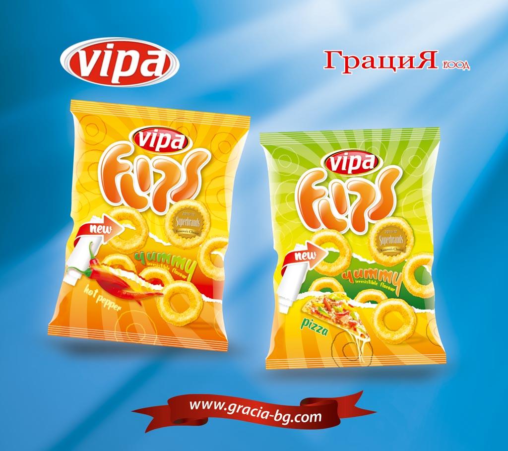 Vipa Chips Kosove